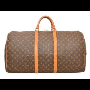 Louis Vuitton keep all 60'